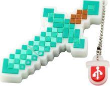 USB 2.0 Flash Disk 32 GB - Minecraft meč (nový)