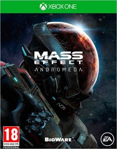 Xbox One Mass Effect Andromeda