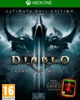 Xbox One Diablo 3 Reaper Of Souls Ultimate Evil Edition