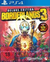 PS4 Borderlands 3 Deluxe Edition (nová)