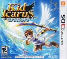 Nintendo 3DS Kid Icarus Uprising