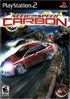PS2 NFS Need For Speed Carbon (CZ)