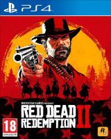 PS4 Red Dead Redemption 2 (nová)