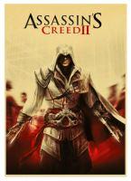 Plakát Assassins creed 2 (nový)