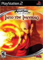PS2 Avatar The Last Airbender - Into The Inferno