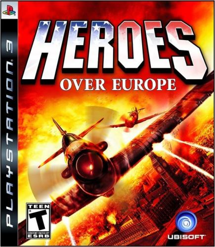 PS3 Heroes Over Europe