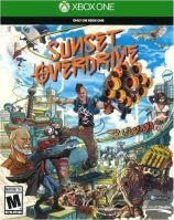 Xbox One Sunset Overdrive (nová)
