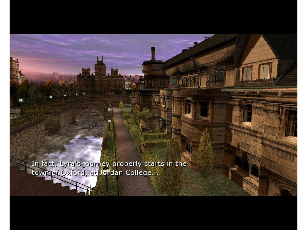 Xbox 360 Zlatý Kompas, The Golden Compass