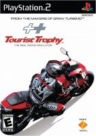 PS2 Tourist Trophy Real Riding Simulator