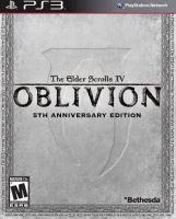 PS3 The Elder Scrolls 4 Oblivion 5th Anniversary Edition (Nová)