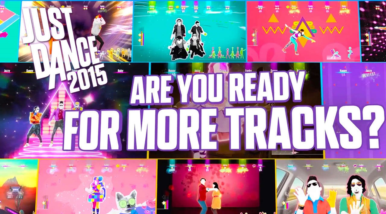 Xbox 360 Kinect Just Dance 2015
