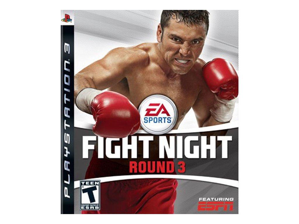 PS3 Fight Night Round 3