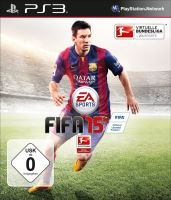 PS3 FIFA 15 2015 (CZ) (nová)