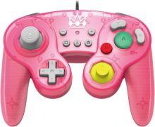 [Nintendo Switch] Drôtový Ovládač Hori Super Smash Bros - Peach