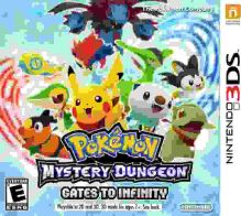 Nintendo 3DS Pokémon Mystery Dungeon: Gates to Infinity