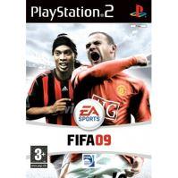 PS2 FIFA 09 2009 (CZ)