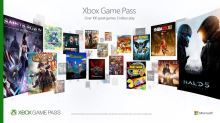 Xbox Game Pass 1 mesiac (pre nových užívateľov)