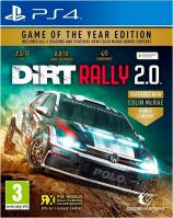 PS4 Dirt Rally 2.0 GOTY (nová)