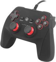 [PS3 | PC] Bezdrôtový ovládač na USB prijímač - čierny (nový)
