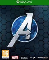 Xbox One Marvel's Avengers (CZ) (nová)