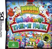 Nintendo DS Moshi Monsters: Moshlings Theme Park