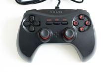 [PS3] Drôtový Ovládač Speedlink Strike NX - čierny (estetická vada)