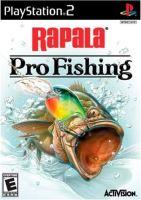 PS2 Rapala Pro Fishing