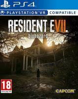 PS4 Resident Evil 7 Biohazard (nová)