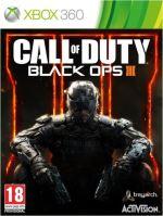 Xbox 360 Call Of Duty Black Ops 3 (nová)