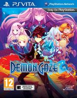 PS Vita Demon Gaze