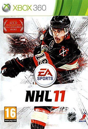 Xbox 360 NHL 11 2011 (CZ)