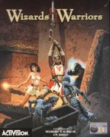 PC Level DVD - Wizards & Warriors (CZ)