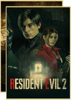 Plagát Resident Evil - viac druhov (nový)