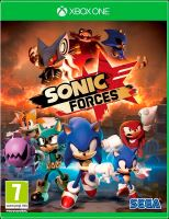 Xbox One Sonic Forces (nová)