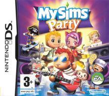 Nintendo DS MySims Party