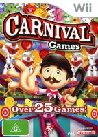 Nintendo Wii Carnival Games