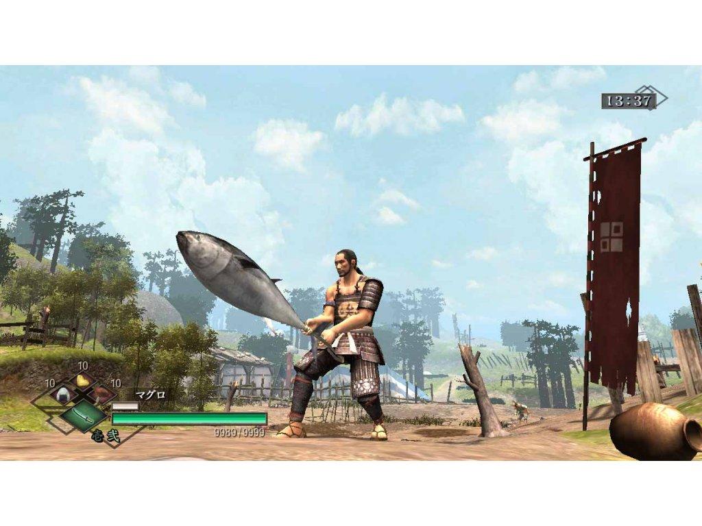 Xbox 360 Way Of The Samurai 3