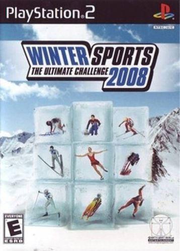 PS2 RTL Winter Sports 2008