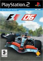 PS2 F1 06 Formula 1 2006