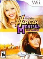 Nintendo Wii Hannah Montana: The Movie (Nová)