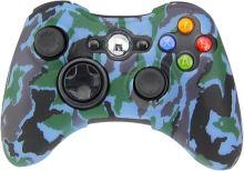 [Xbox 360] Protišmykový Návlek Na Ovládač (modrý)