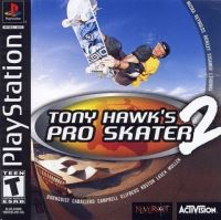 PSX PS1 Tony Hawk's Pro Skater 2