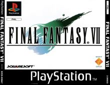 PSX PS1 Final Fantasy 7