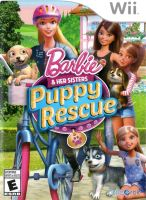 Nintendo Wii Barbie and Her Sisters Puppy Rescue