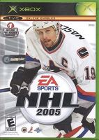Xbox NHL 05 2005