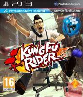 PS3 Move Kung Fu Rider (Nová)