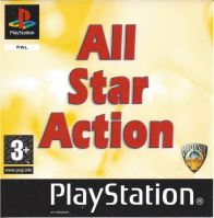 PSX PS1 All Star Action
