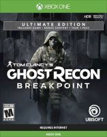 Xbox One Tom Clancy's Ghost Recon Breakpoint Ultimate Edition (CZ) (nová)