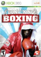 Xbox 360 Don King Boxing