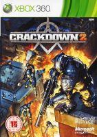 Xbox 360 Crackdown 2 (CZ) (nová)